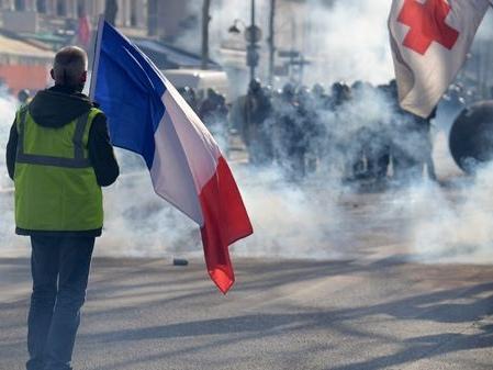 """Le mouvement des """"gilets jaunes"""" a trois mois et espère toujours """"éveiller les consciences"""" des Français"""