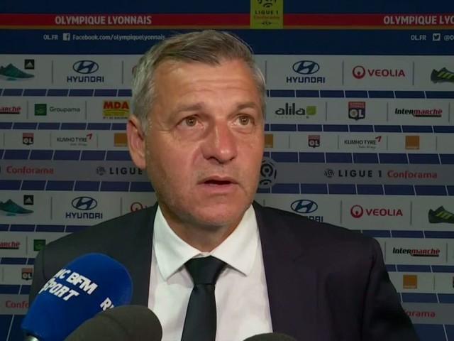 Foot - L1 - OL - Bruno Genesio (Lyon): «Ce but de Nabil Fekir est exceptionnel»