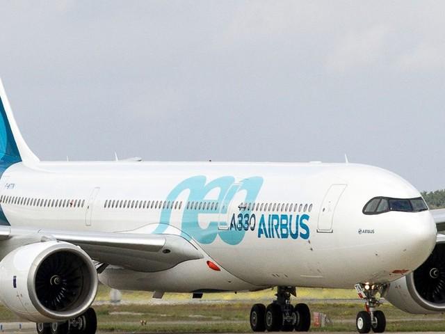 """Airbus va devoir réparer cet avion à cause """"d'une odeur de chaussette mouillée"""""""