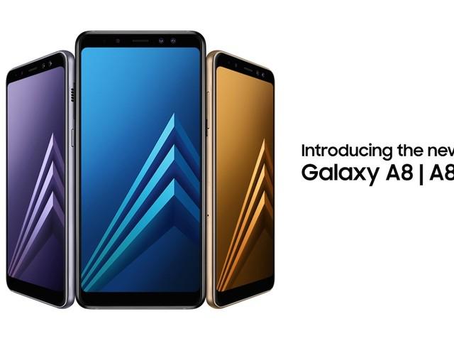 Le nouveau Samsung Galaxy A8 2018 est chez Free Mobile (70 € remboursés)