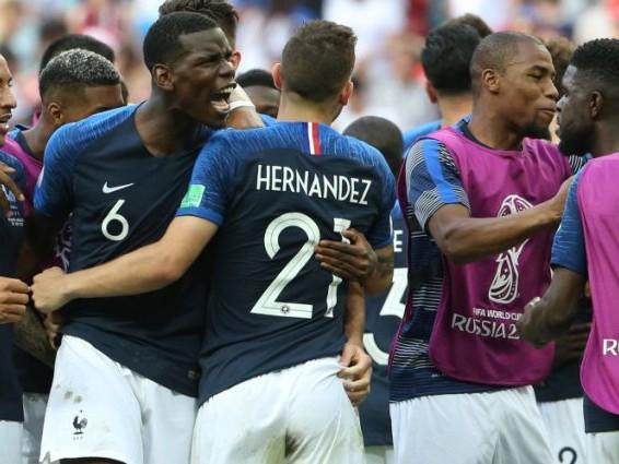 Mondial 2018 : France - Belgique en direct