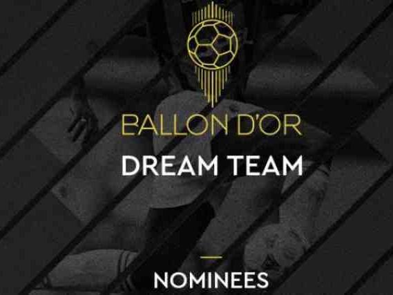 Foot - La sélection des attaquants pour la «Ballon d'Or Dream Team»