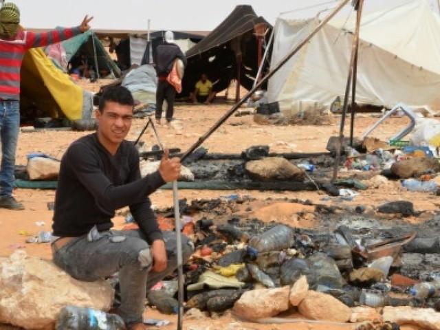 "Tunisie: ""ni terroristes ni casseurs"", des manifestants du sud ne ""lâchent rien"""
