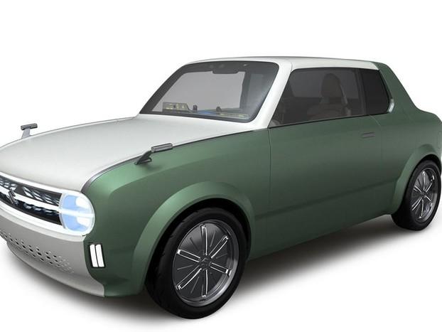 Salon de Tokyo 2019 : Suzuki dévoile l'étonnant concept Waku Spo