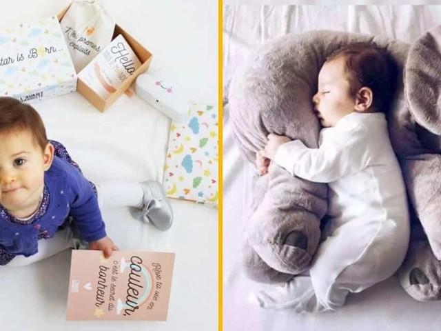 Top 75+ des idées de cadeaux de naissance originales pour bébé (garçon et fille)
