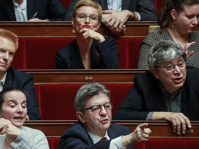 Sur la réforme des retraites, les députés de la France insoumise blablatent pendant que notre démocratie brûle