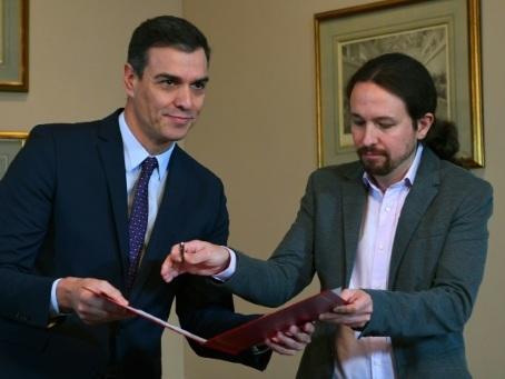 Podemos: des sit-ins au gouvernement de l'Espagne