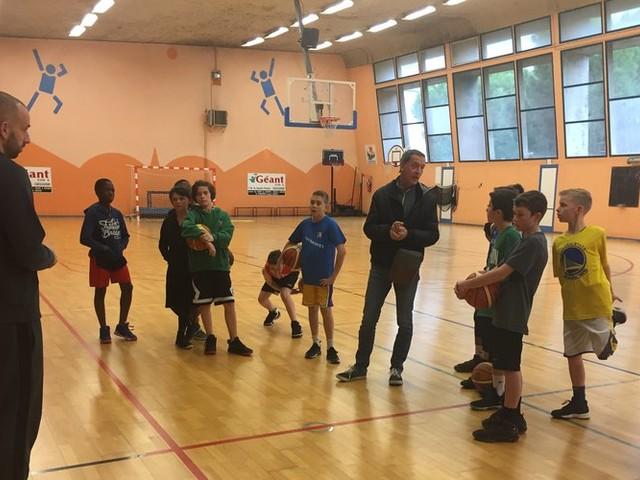 Carcassonne : le basket 3x3 bientôt créé à Carcassonne