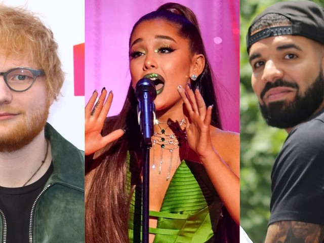 Drake, Ed Sheeran, Ariana Grande... Spotify dévoile les artistes les plus écoutés depuis 2010