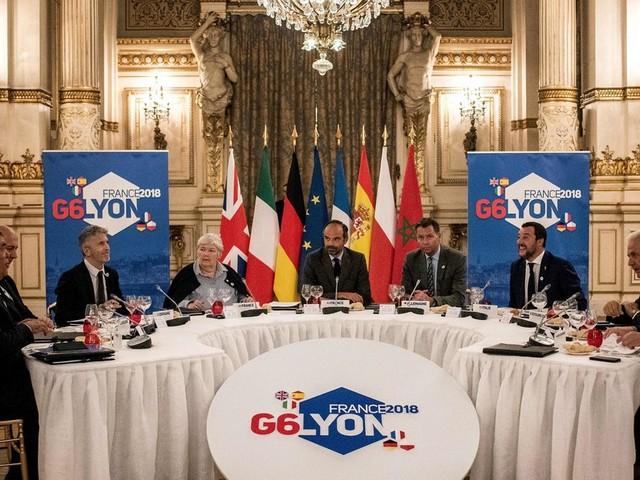 Le Maroc à la table du G6 européen sur la migration et le terrorisme
