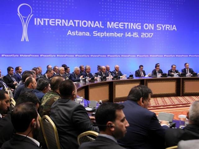 Zones de désescalade en Syrie: Téhéran et Ankara annoncent l'envoi de troupes