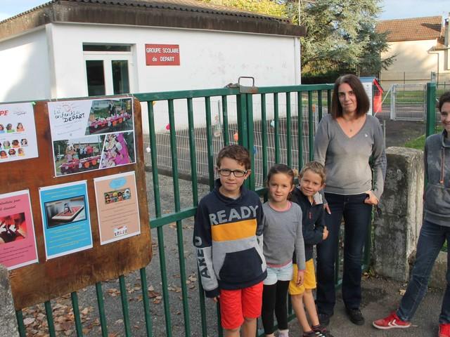 Orthez : un nouveau souffle pour l'association des parents d'élèves de l'école de Départ