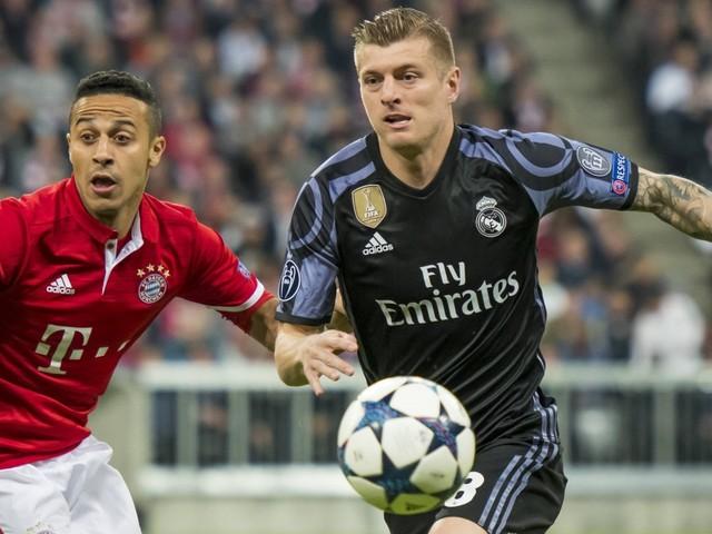 Ligue des Champions 2017 : Real Madrid VS Bayern de Munich, suivez le match en live !