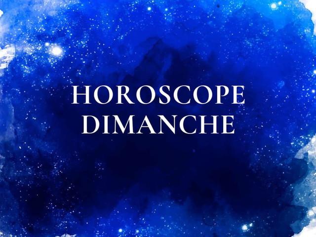 Horoscope du dimanche 19septembre