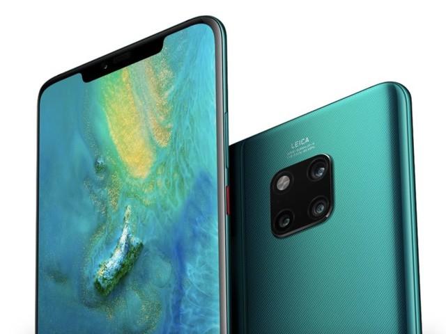 Huawei Mate 30 Pro : une fascinante caméra à 4 objectifs ?