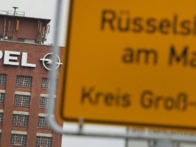 A Rüsselsheim, les salariés d'Opel espèrent un nouveau départ avec PSA