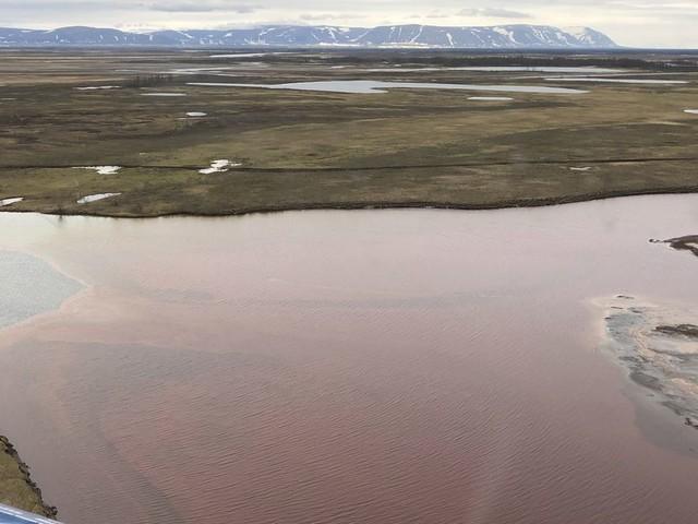 Pollution dans l'Arctique: La Russie va réviser des infrastructures bâties sur le permafrost