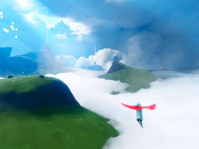 Le jeu «Sky: Children of the Light» vu en keynote sort enfin sur iOS et tvOS (Màj)
