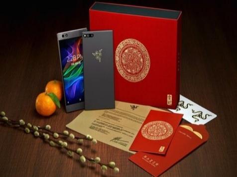 Le smartphone Razer sort en édition limitée Gold