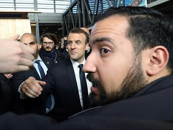 Un message adressé par Benalla à Macron juste après les violences du 1er mai 2018 révélé
