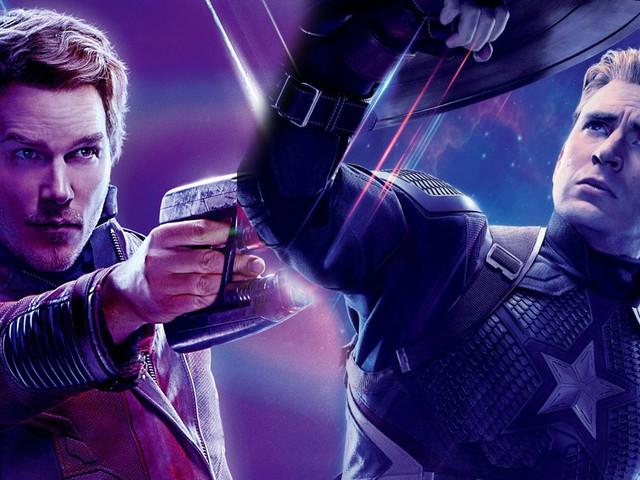 Théorie Marvel : Captain America est-il le grand père de Star Lord ?