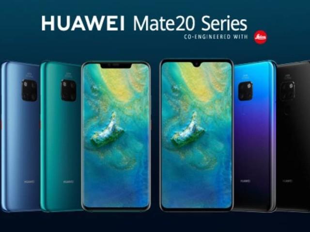 Huawei déploie EMUI 11 sur les Mate 20, 20 Pro et 20X en France