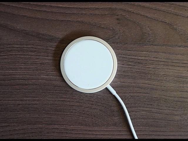 iPhone 13 mini: toujours une recharge MagSafe limitée à 12 W