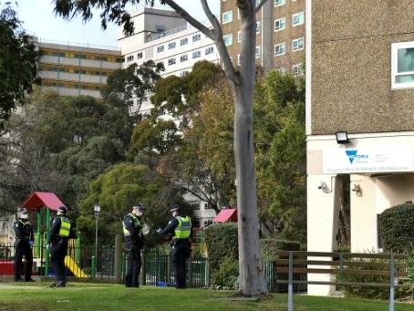 Virus: début du reconfinement à Melbourne, trois millions de cas aux Etats-Unis