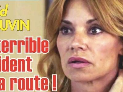 Ingrid Chauvin, horrible accident, l'angoisse, elle ouvre son coeur