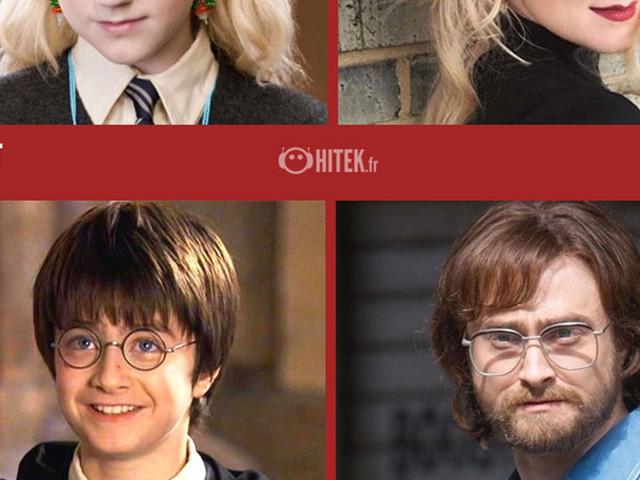 Avant/après : à quoi ressemblent ces 50 acteurs de la saga Harry Potter en 2019 ?