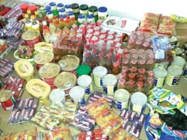 Ouarzazate : plus de 28 tonnes de produits périmés détruites