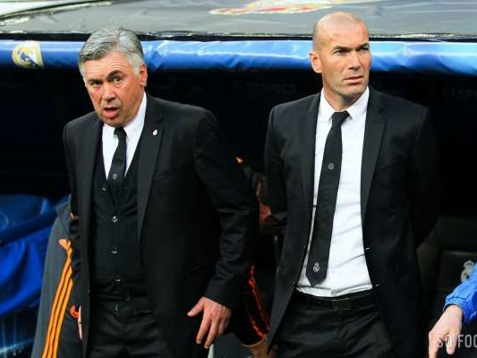 "Ancelotti : ""Je dois tout à Zidane"""
