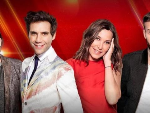 The Voice 6: Zazie, Mika, M Pokora et Florent Pagny fascinés par Claire Gautier 17 ans (Direct)