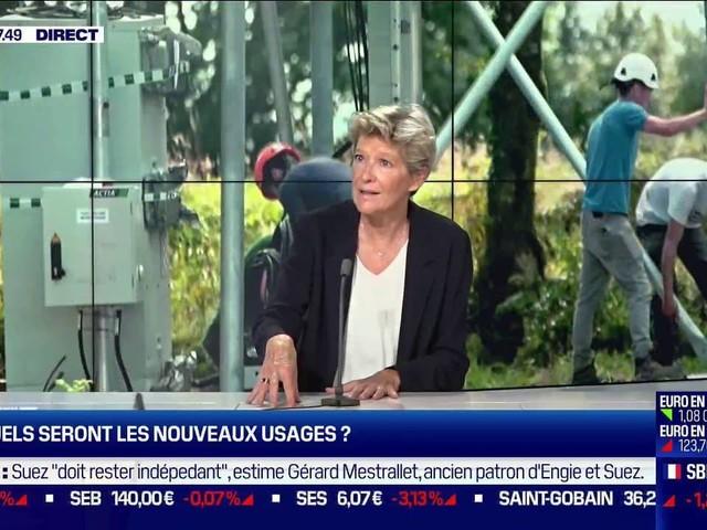 """Fabienne Dulac (Présidente Orange France): """"En Europe, 17 autorités sanitaires se sont positionnées expliquant qu'il n'y a pas de risques de santé"""" liés à la 5G"""