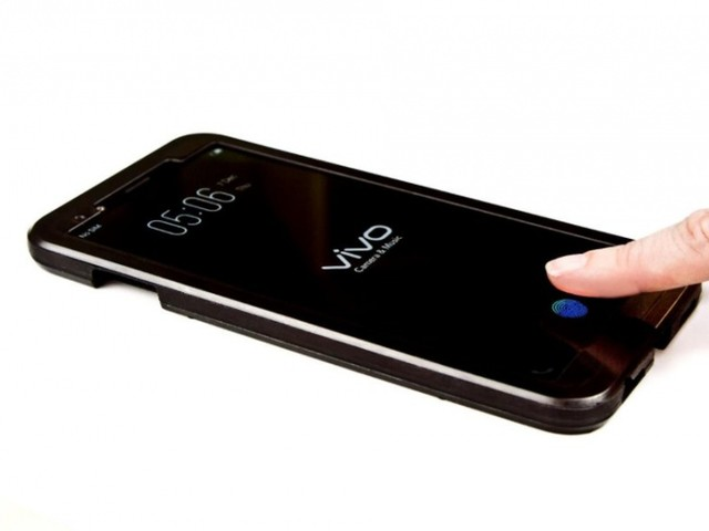 Un lecteur d'empreintes sous l'écran pour le prochain smartphone Vivo