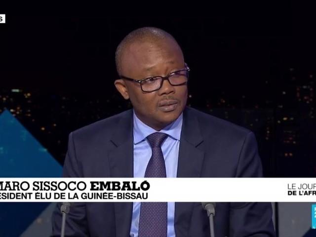 """Umaro Sissoco Embalo, président élu de la Guinée-Bissau : """"J'incarne un nouvel espoir"""""""
