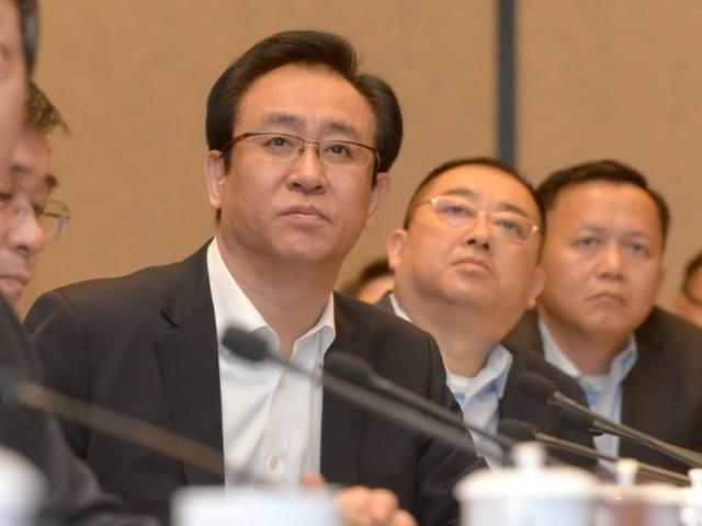 Le fondateur du chinois Evergrande se veut rassurant