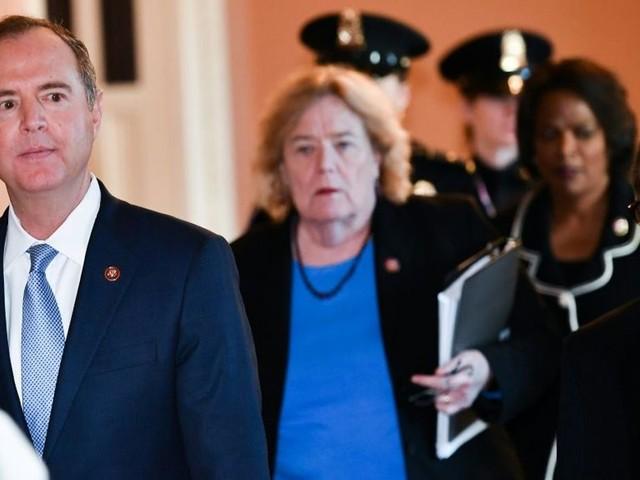 Sourdes tensions au début du procès en destitution de Donald Trump