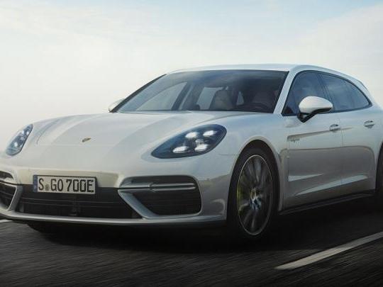 Une Porsche Panamera ultra-rapide sur la Nordschleife ?