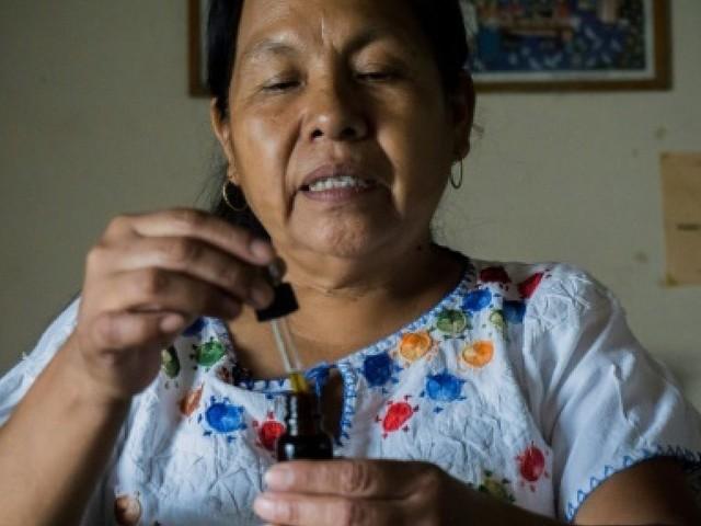 """Mexique: la candidate indigène qui veut guérir """"le cancer"""" du pays"""