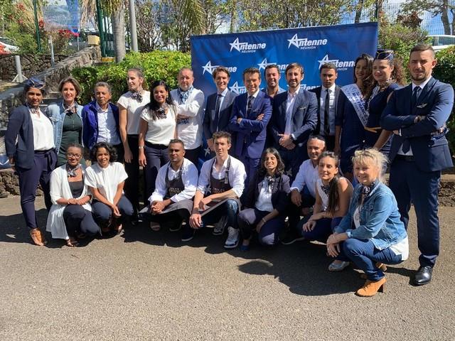 Antenne Réunion: Une rentrée 2019-2020 enrichie et ambitieuse