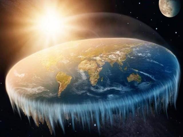 En 2019, il y a encore des gens qui veulent prouver que la Terre est plate…