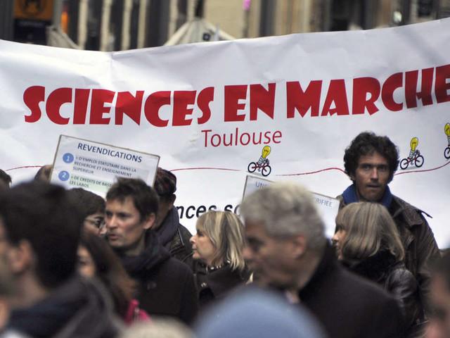 Recherche française : de la contestation à l'émancipation, les labos s'organisent
