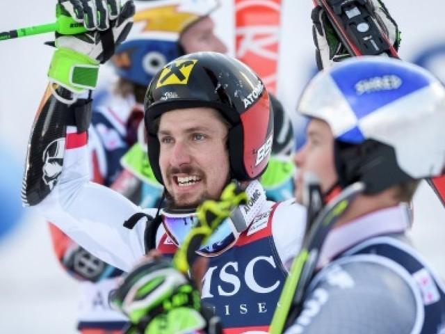 Ski: Hirscher, Pinturault et les descendeurs vont s'expliquer à Wengen
