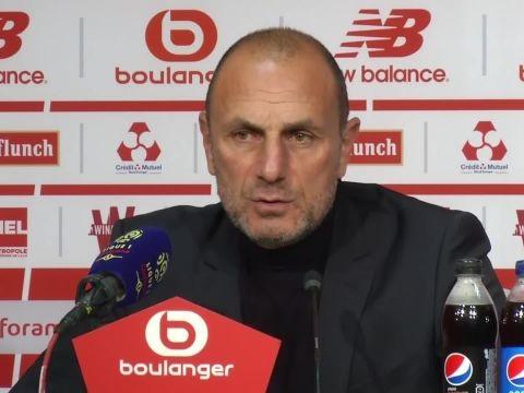 Foot - L1 - Montpellier - Michel Der Zakarian (Montpellier) après la défaite à Lille : «Je pense que l'arbitre s'est trompé»