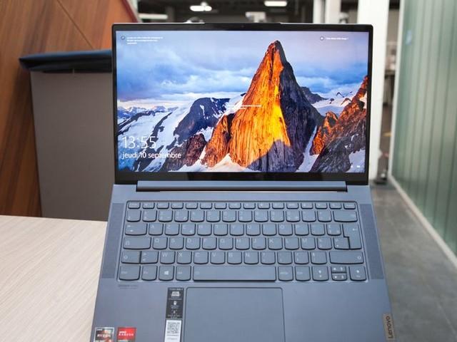 Actualité : Labo – Lenovo marie performance et silence au sein du Yoga Slim 7 grâce au mode basse consommation du Ryzen 5 4500U