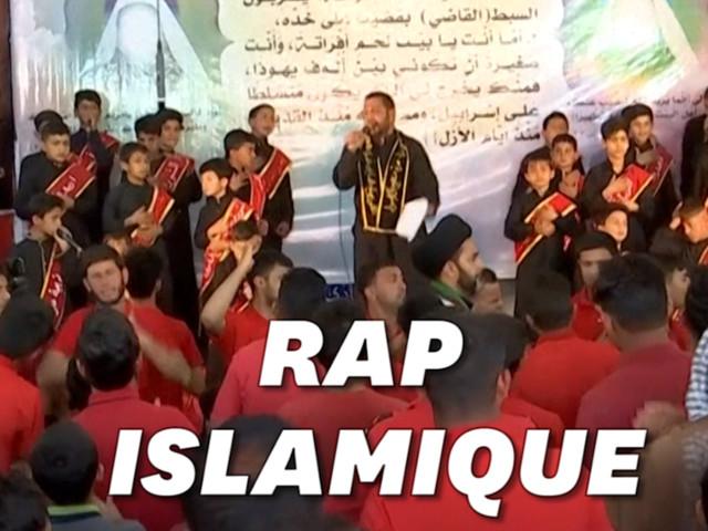 Le Ramadan, version rap chiite en Irak