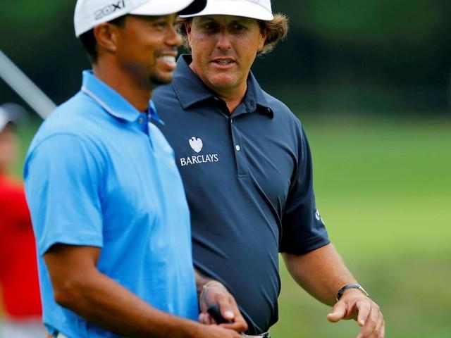 Tiger Woods et Ian Poulter intègrent le choc des continents