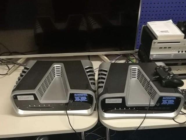 PlayStation 5 : l'interface du kit de développement prise en photo