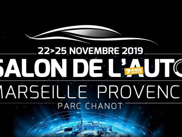 Le Salon de l'Auto de Marseille 2019 c'est ce week-end !